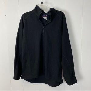 Men's Patagonia Black Fleece Synchilla Jacket